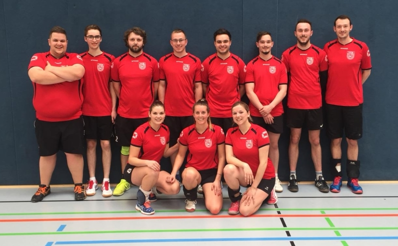 Volleyball Mixed Mannschaft